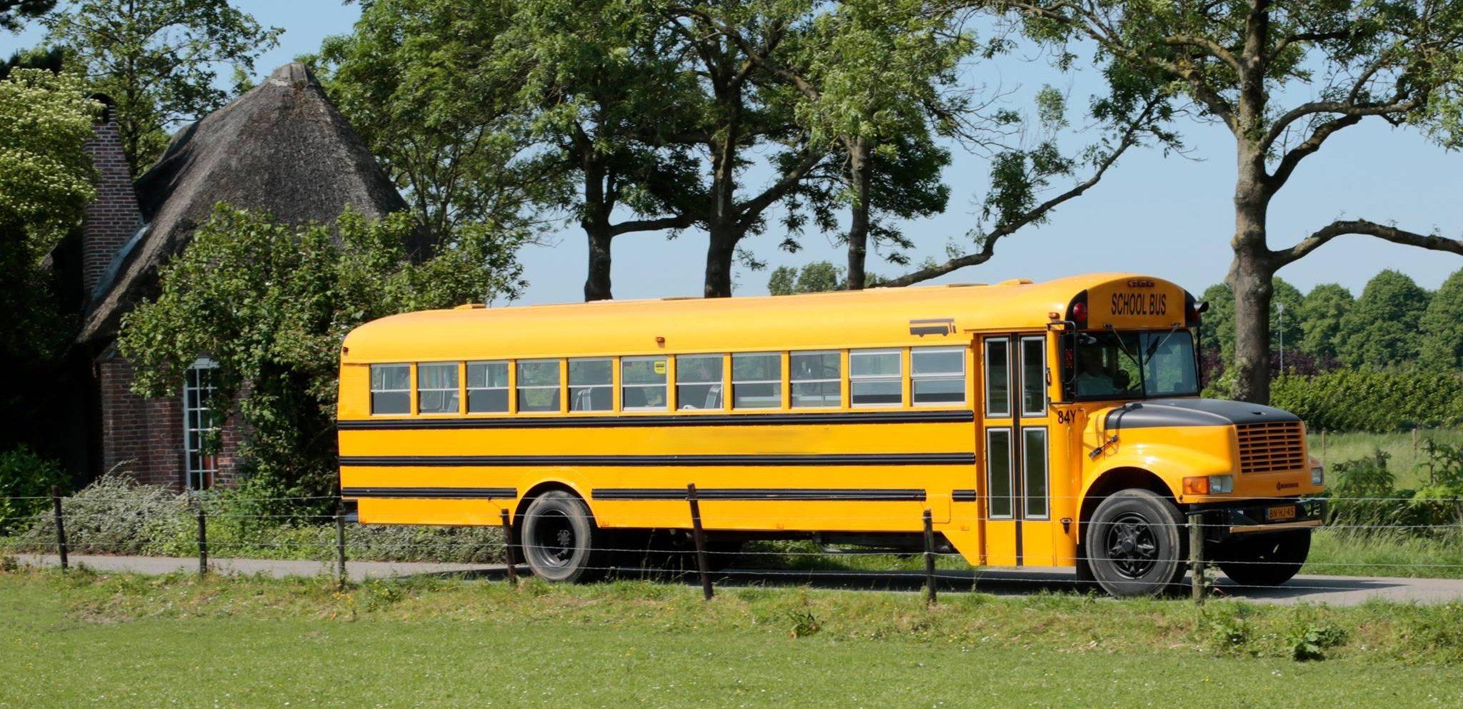 horeca schoolbus